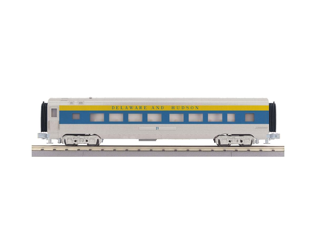 MTH Trains O-27 60' Streamline Coach, D&H