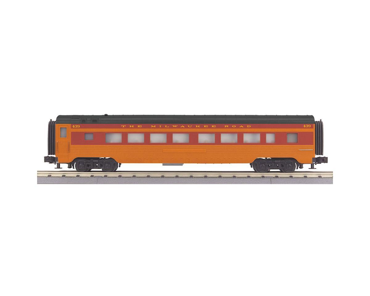 MTH Trains O-27 60' Streamline Coach, MILW