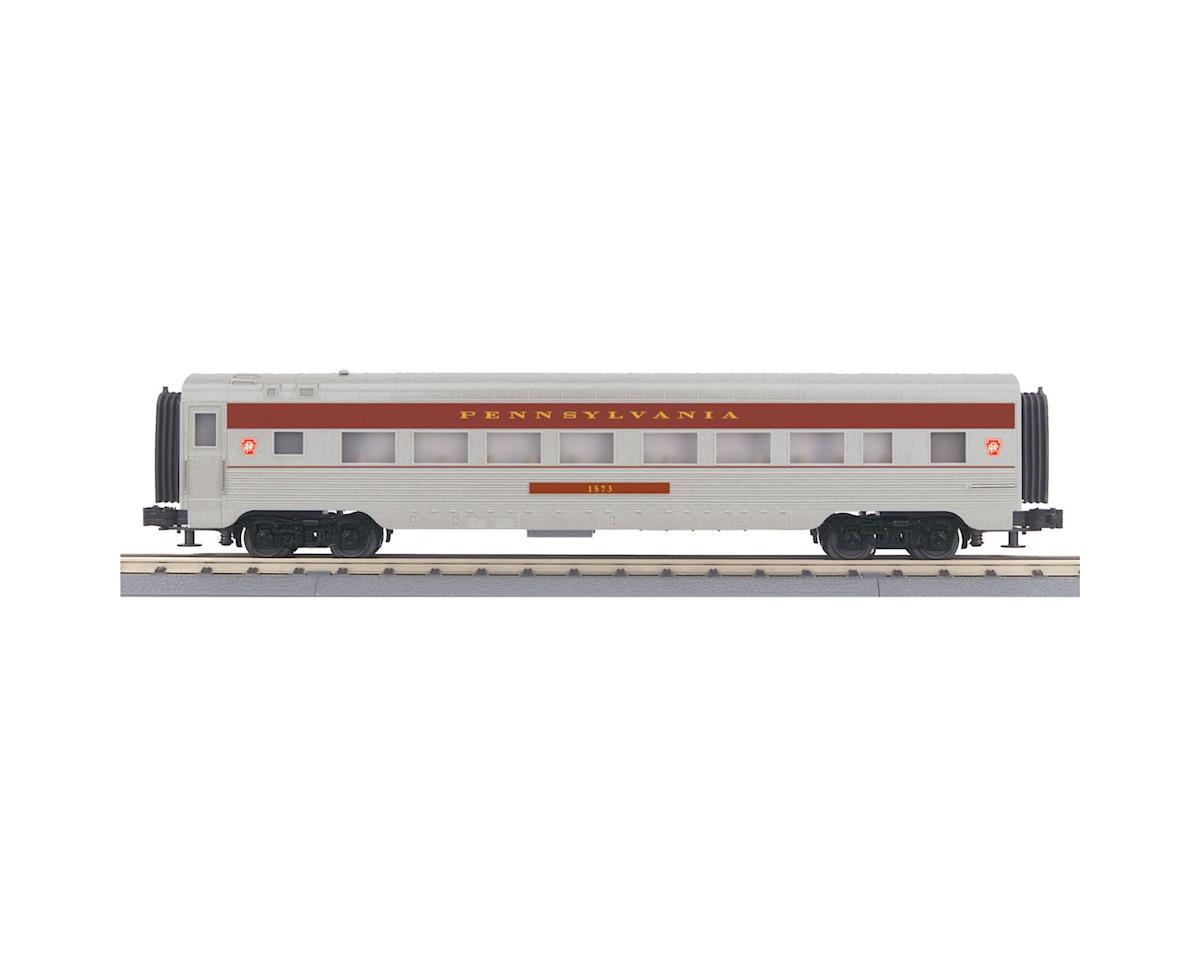MTH Trains O-27 60' Streamline Coach, PRR