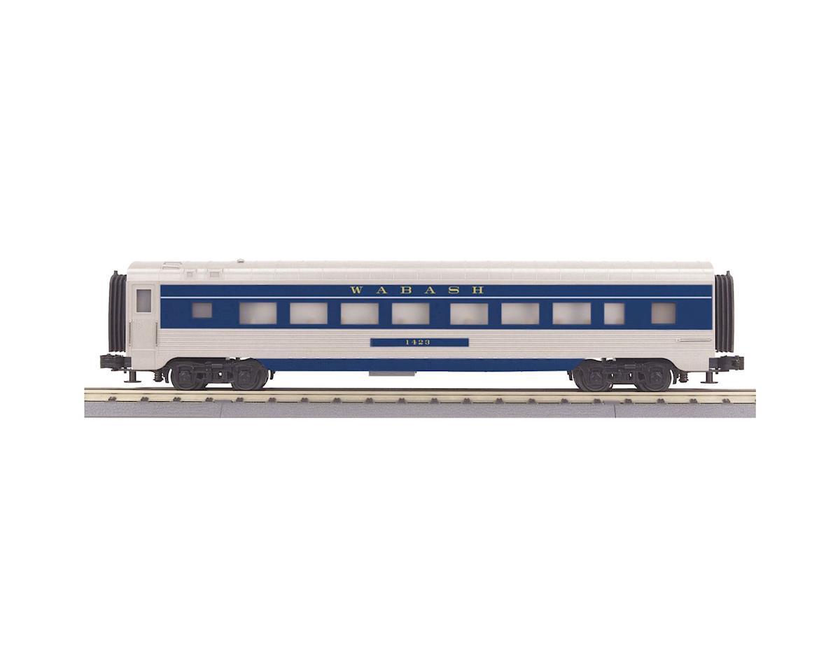 MTH Trains O-27 60' Streamline Coach, WAB