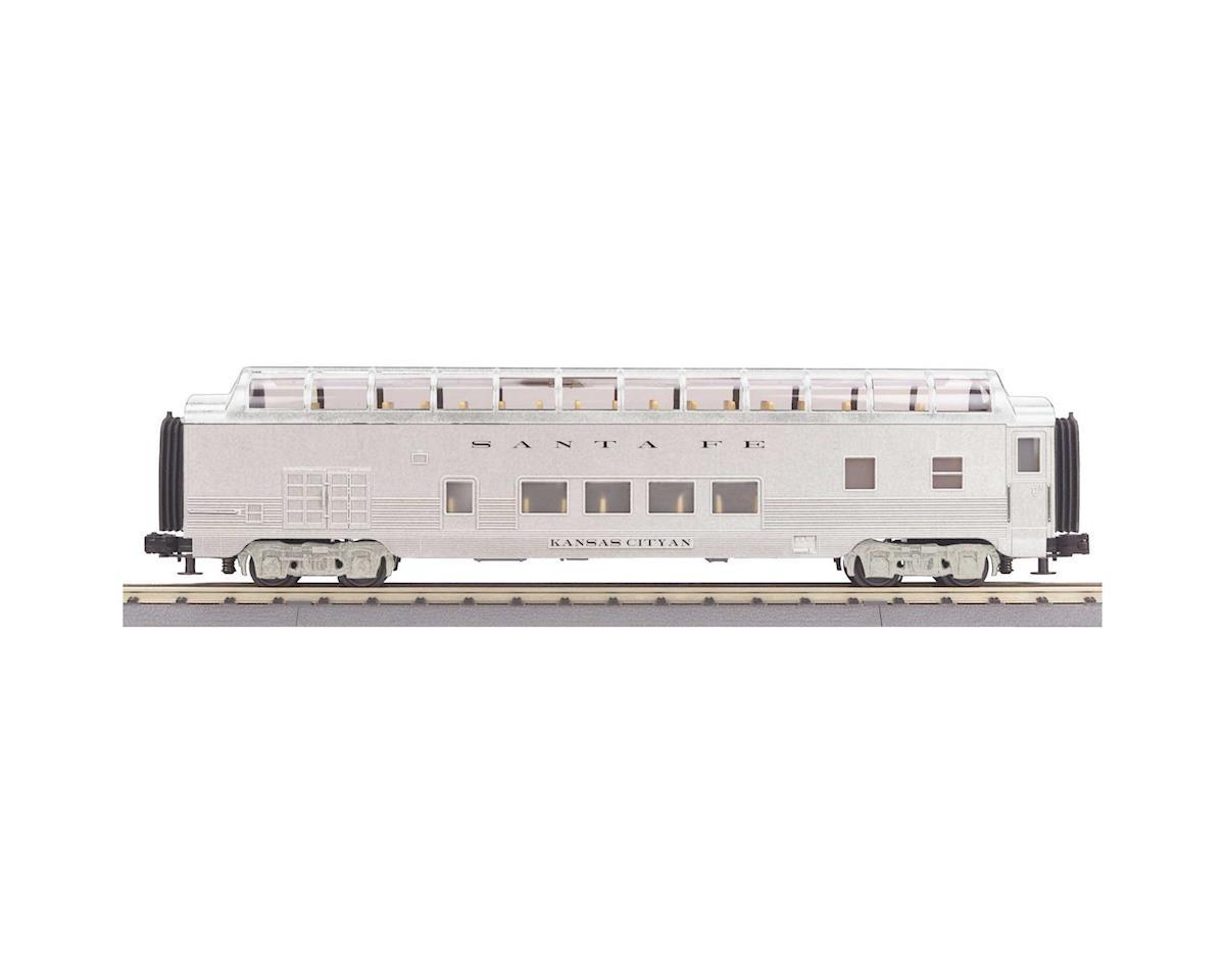 MTH Trains O-27 60' Streamlined Full Vista, SF