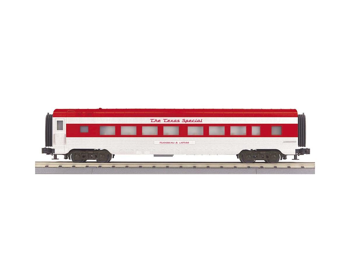 MTH Trains O-27 60' Streamlined Coach, TXSPC