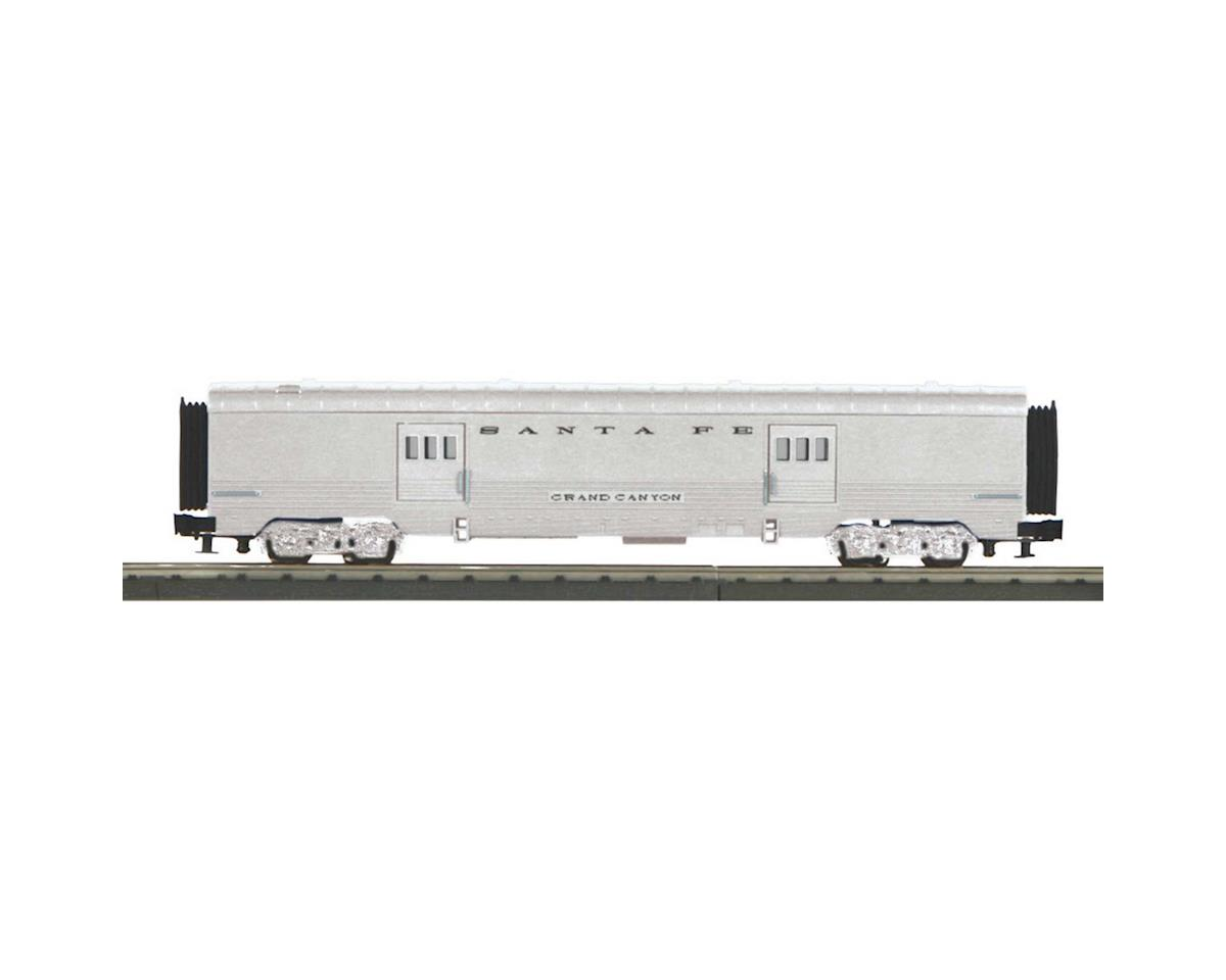 MTH Trains O-27 60' Streamlined Baggage Car, SF