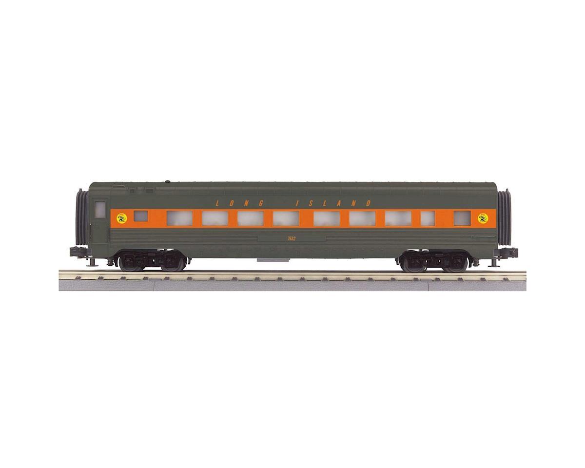 MTH Trains O-27 60' Streamline Coach, LIRR