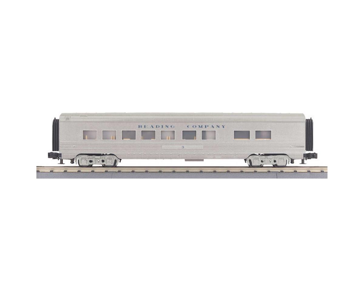 MTH Trains O-27 60' Streamline Coach, RDG