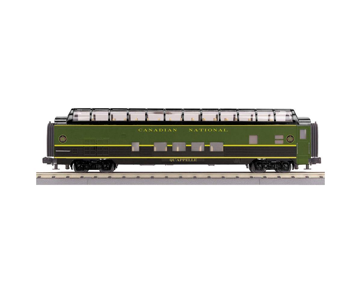 MTH Trains O-27 60' Streamline Full Vista Dome, CN