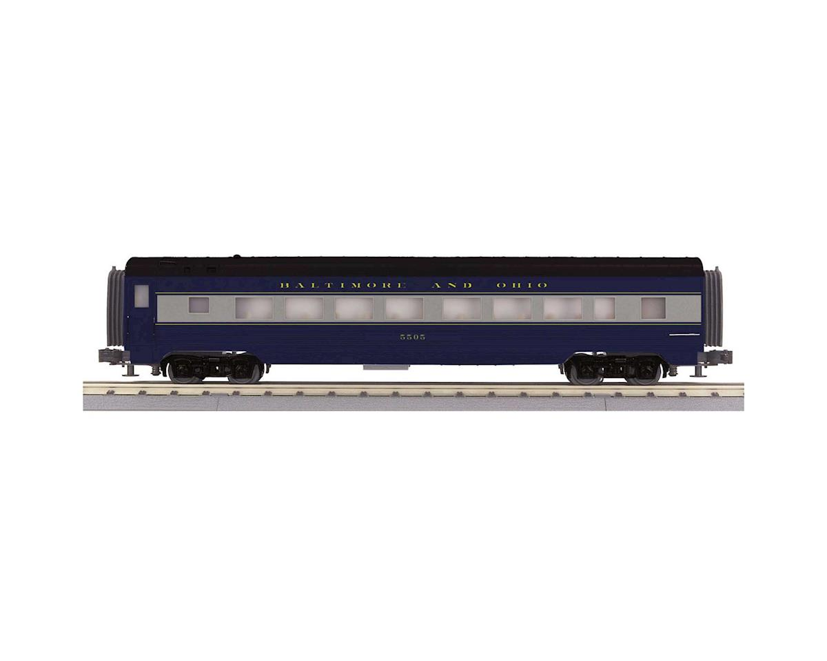 MTH Trains O-27 60' Streamline Coach, B&O
