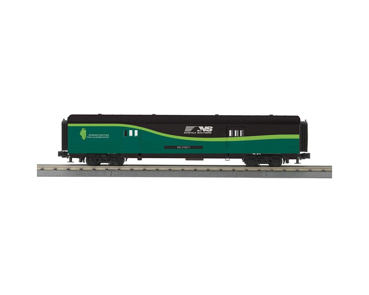 MTH Trains O-27 60' Streamline Baggage, NS #470017