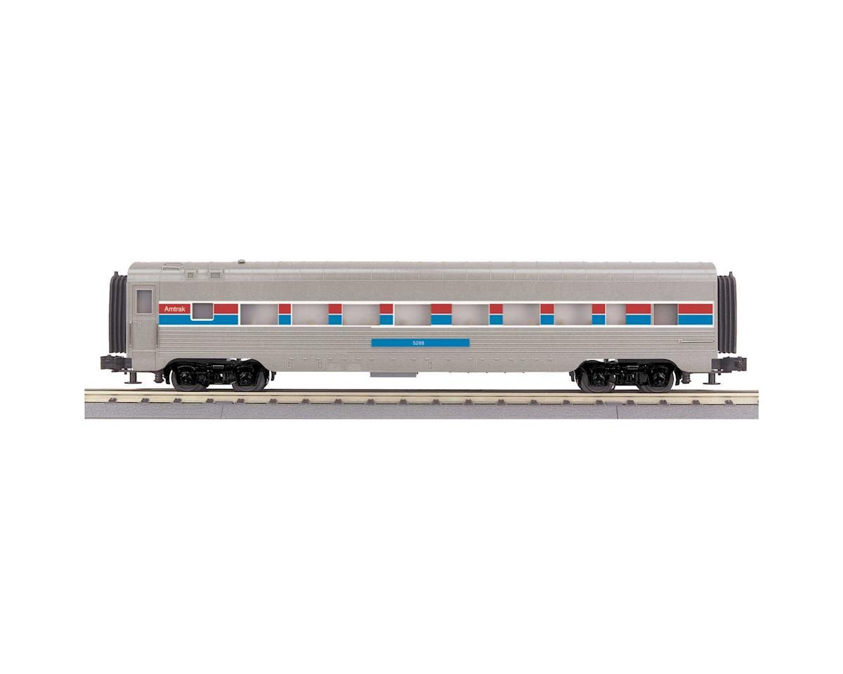 MTH Trains O-27 60' Streamlined Coach, Amtrak