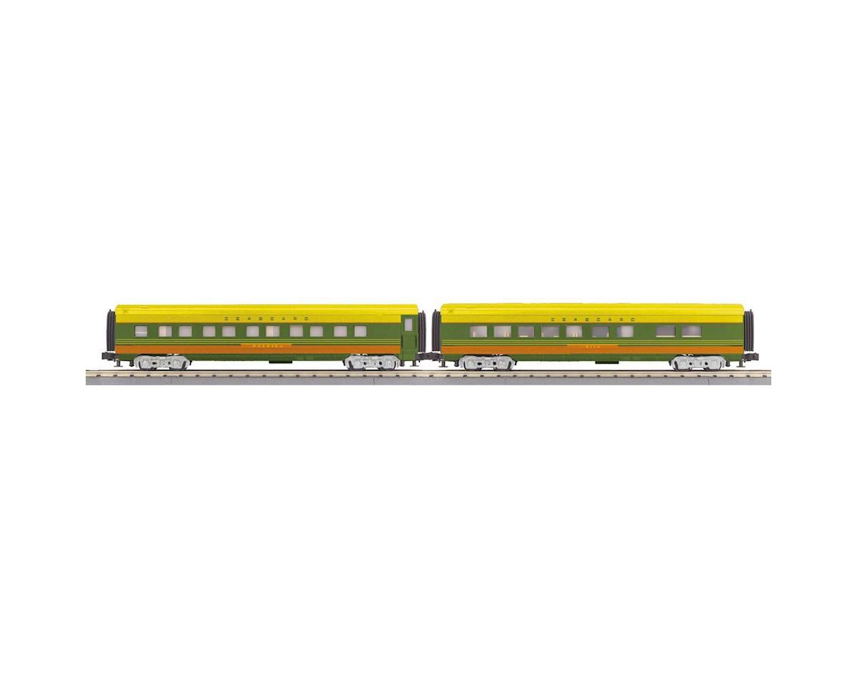 MTH Trains O-27 60' Streamlined Sleeper/Diner, SBD