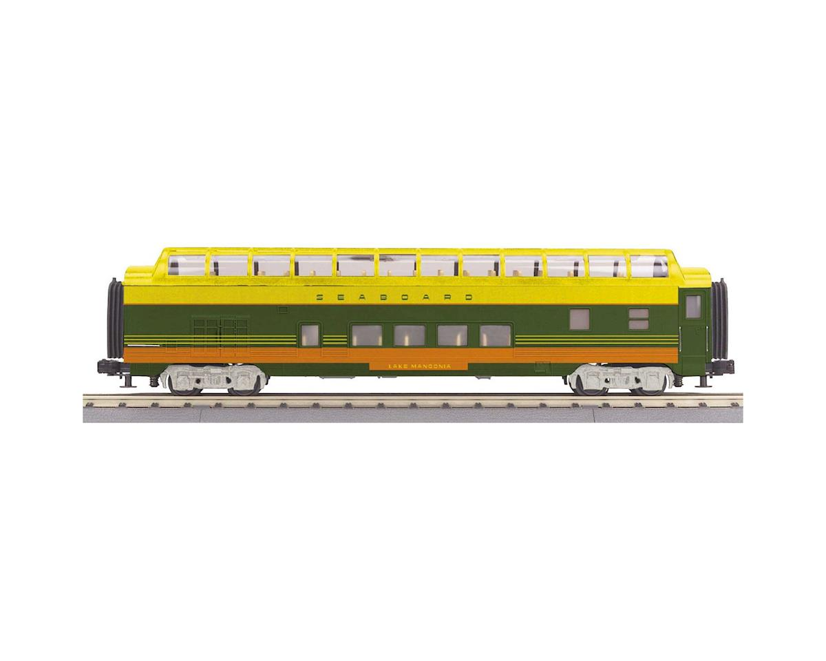 MTH Trains O-27 60' Streamlined Full Vista Dome, SBD