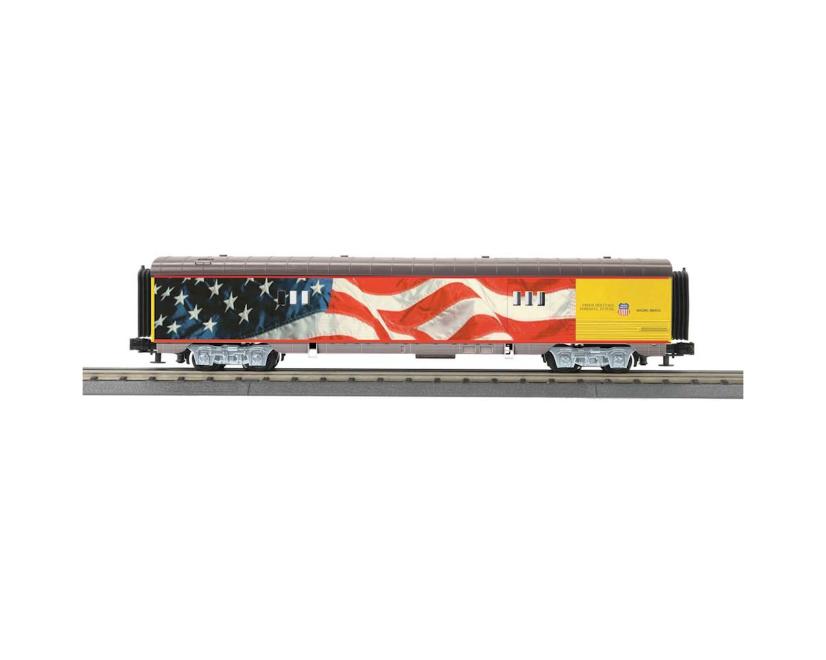 O-27 60' Streamlined Baggage, UP by MTH Trains