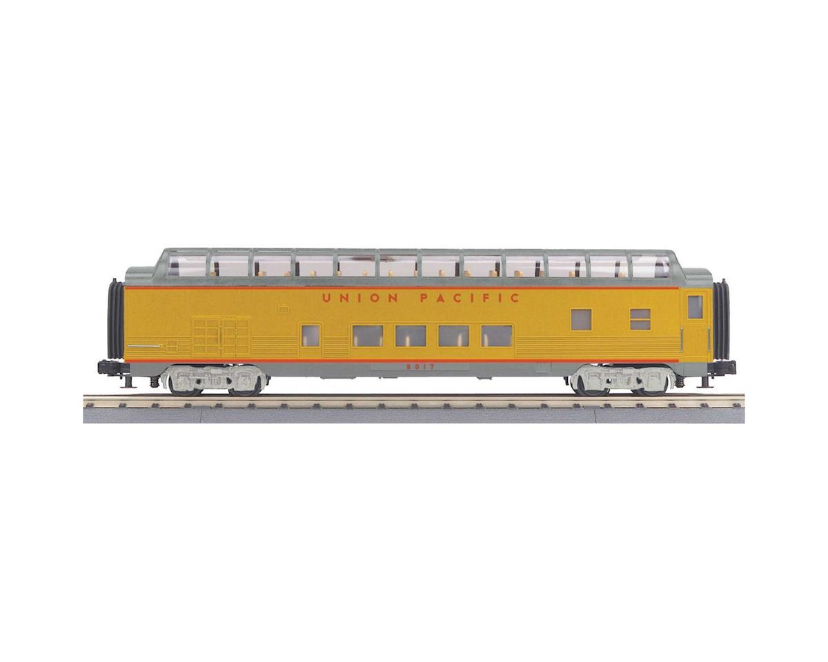 MTH Trains O-27 60' Streamline Full Vista Dome, UP #8024