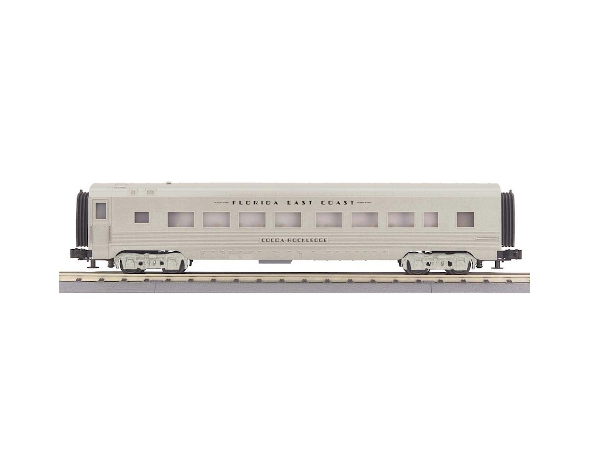 MTH Trains O-27 60' Streamline Coach, FEC