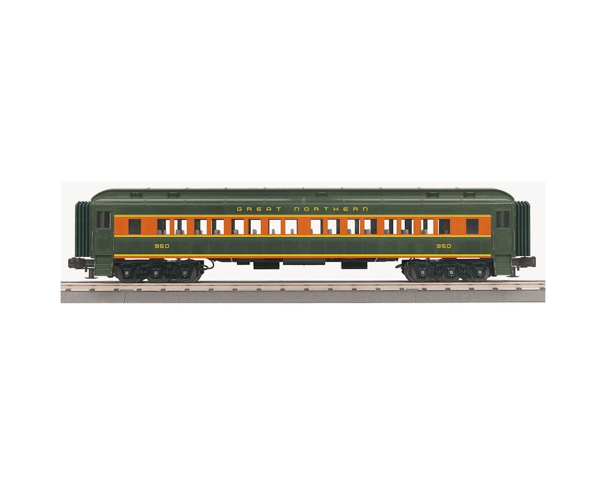 MTH Trains O-27 60' Madison Coach, GN