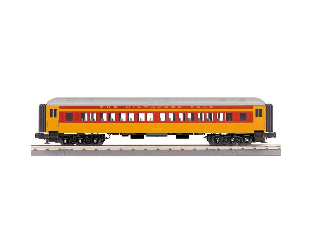 MTH Trains O-27 60' Madison Coach, MILW
