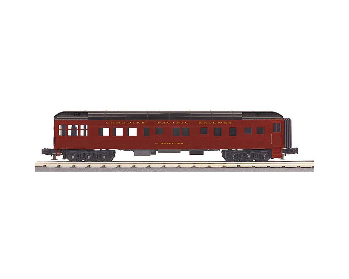 MTH Trains O-27 60' Madison Observation, CPR/Strathcona