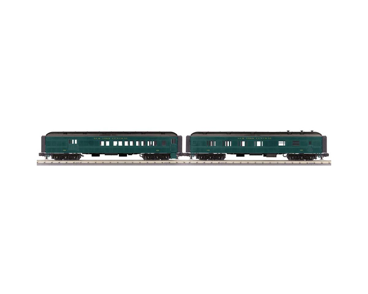 MTH Trains O-27 60' Madison Combo/Diner, NYC