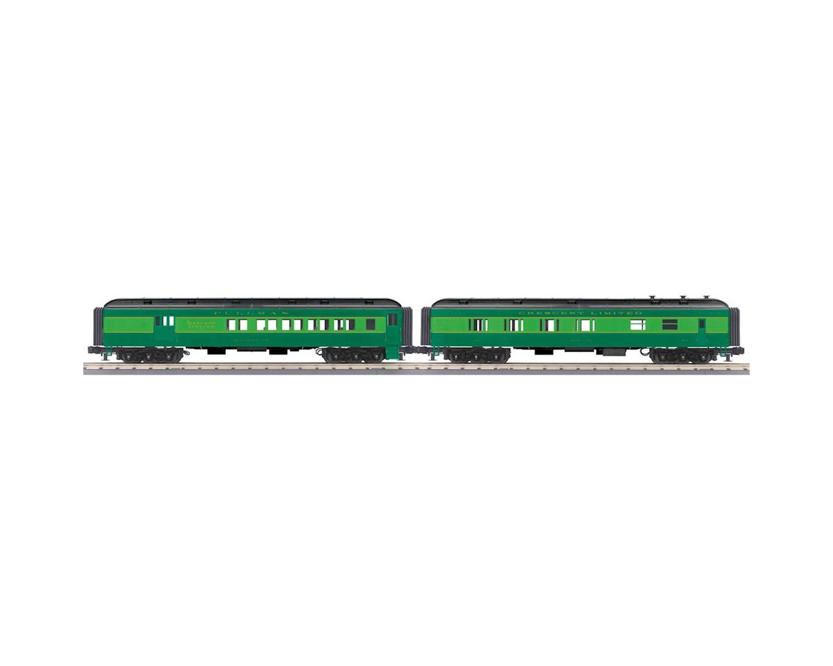 MTH Trains O-27 60' Madison Combo/Diner, SOU