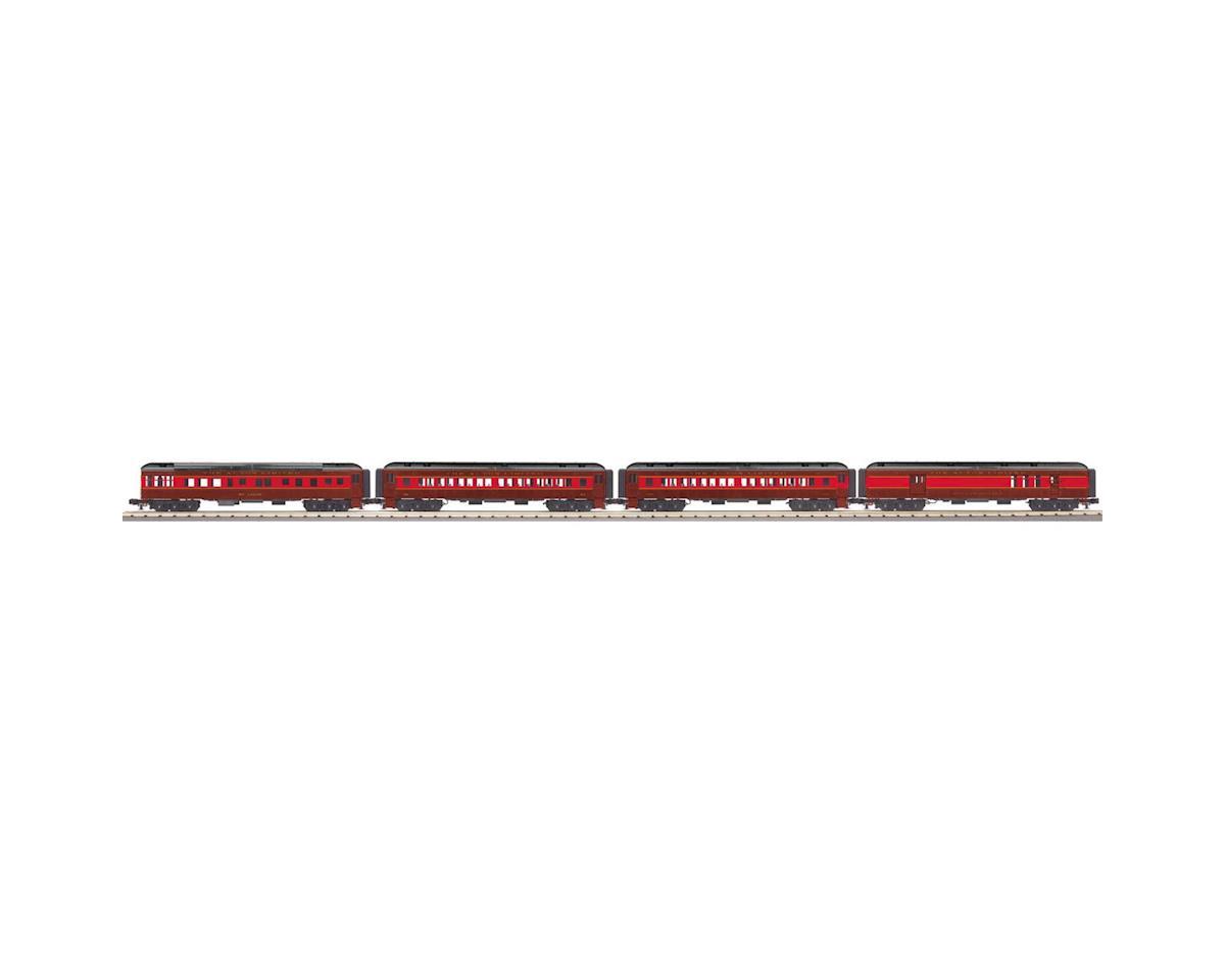MTH Trains O-27 60' Madison Pass, C&A/Rudolph Braurer (4)