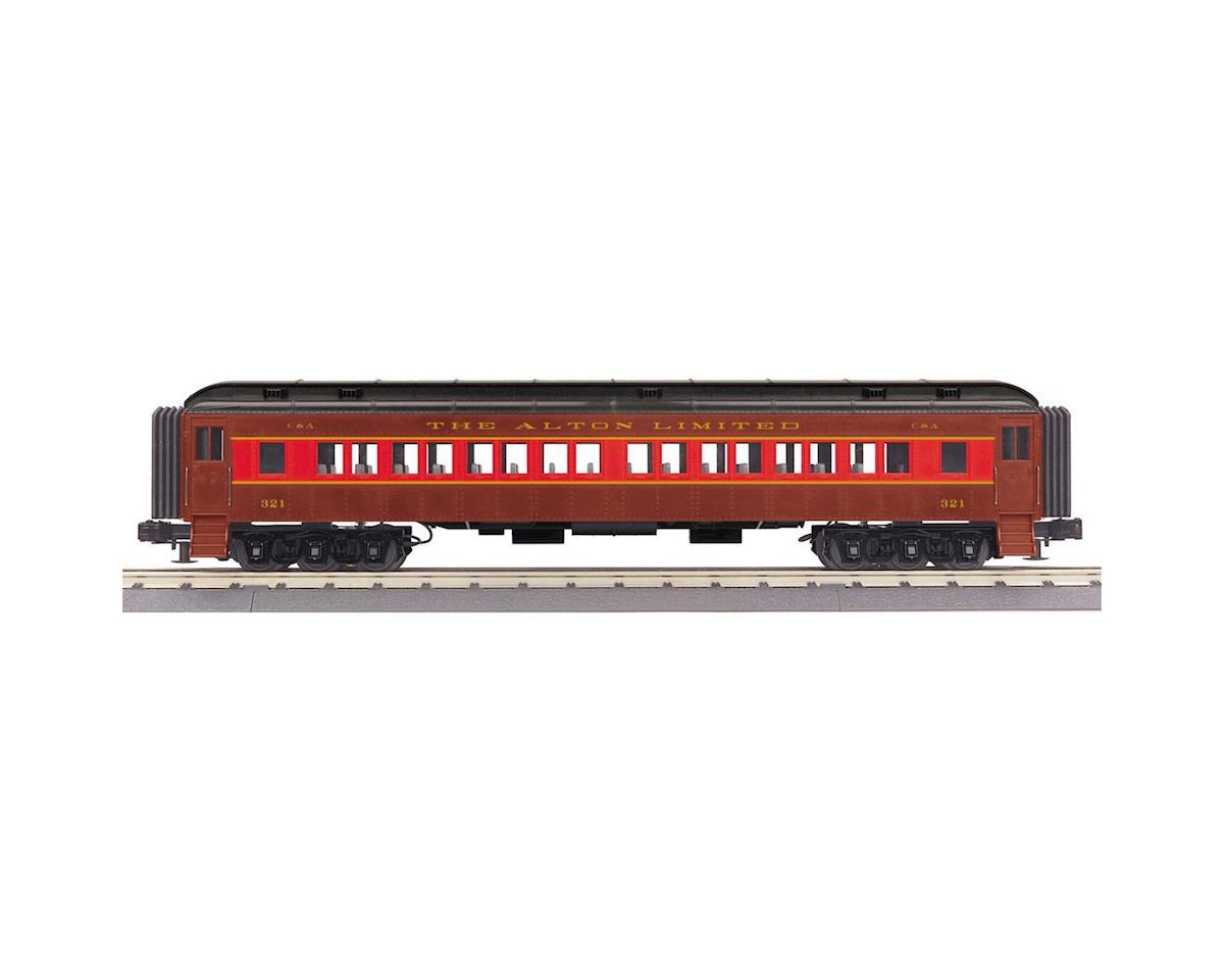 MTH Trains O-27 60' Madison Coach, C&A #321