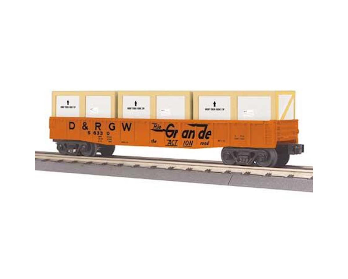 MTH Trains O-27 Gondola w/Crates, UP