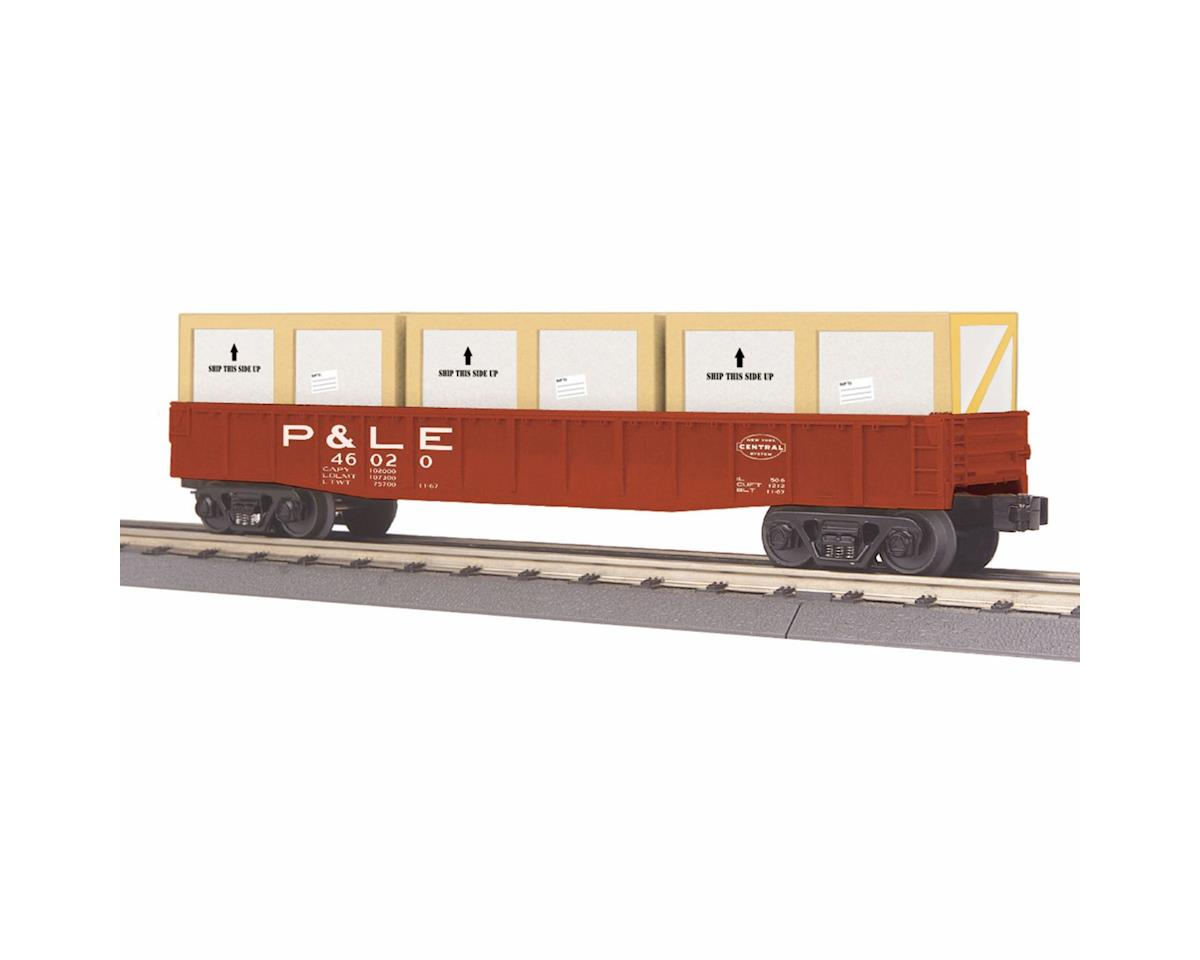 MTH Trains O-27 Gondola w/Crates, NYC