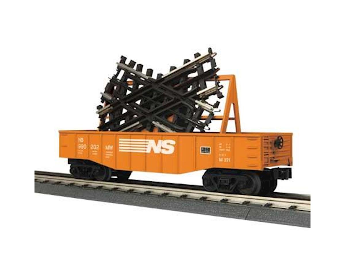 MTH Trains O-27 Gondola w/45 Degree Crossover, NS
