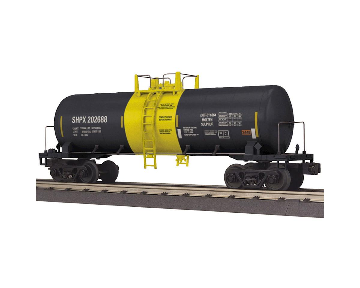 MTH Trains O-27 Modern Tank, Shipper's Car Line