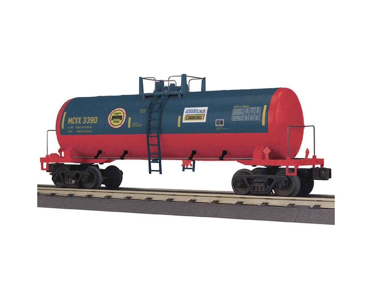 MTH Trains O-27 Modern Tank, Safety Train