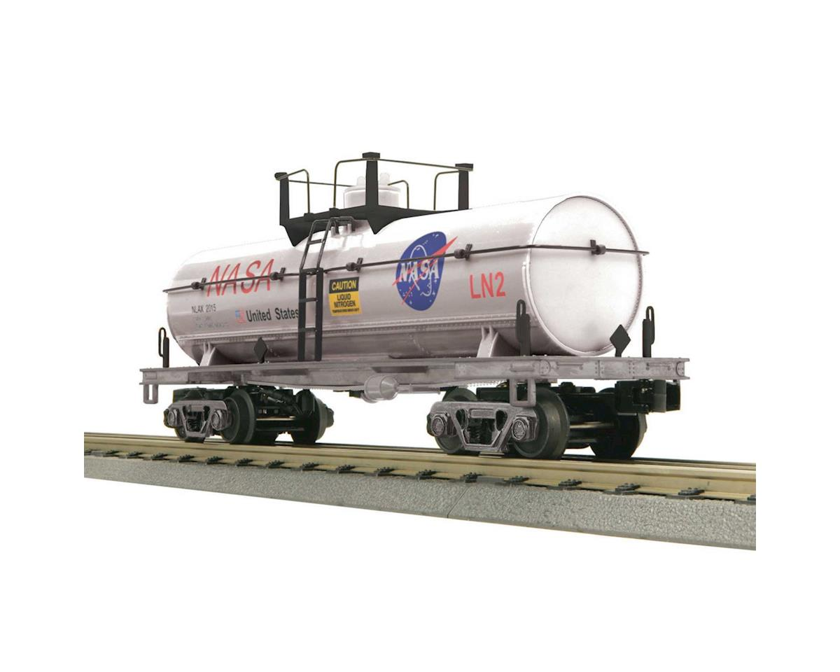 MTH Trains O-27 Operating Smoking Tank, NASA