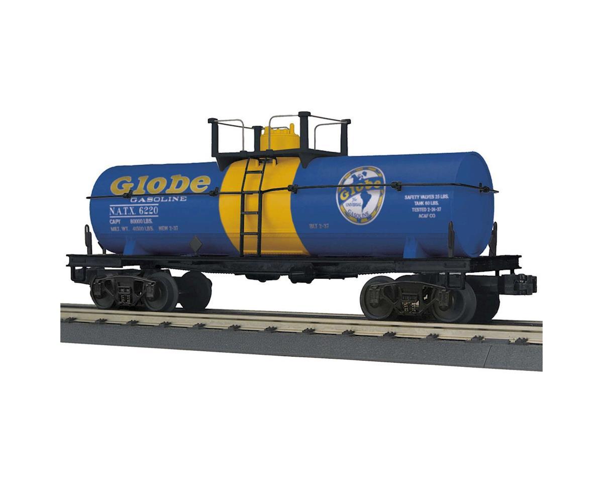 MTH Trains O-27 Tank, Globe Gasoline