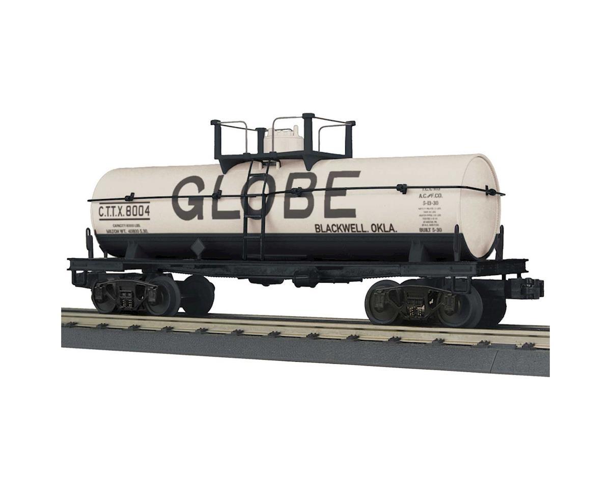 MTH Trains O-27 Tank, Globe Oil