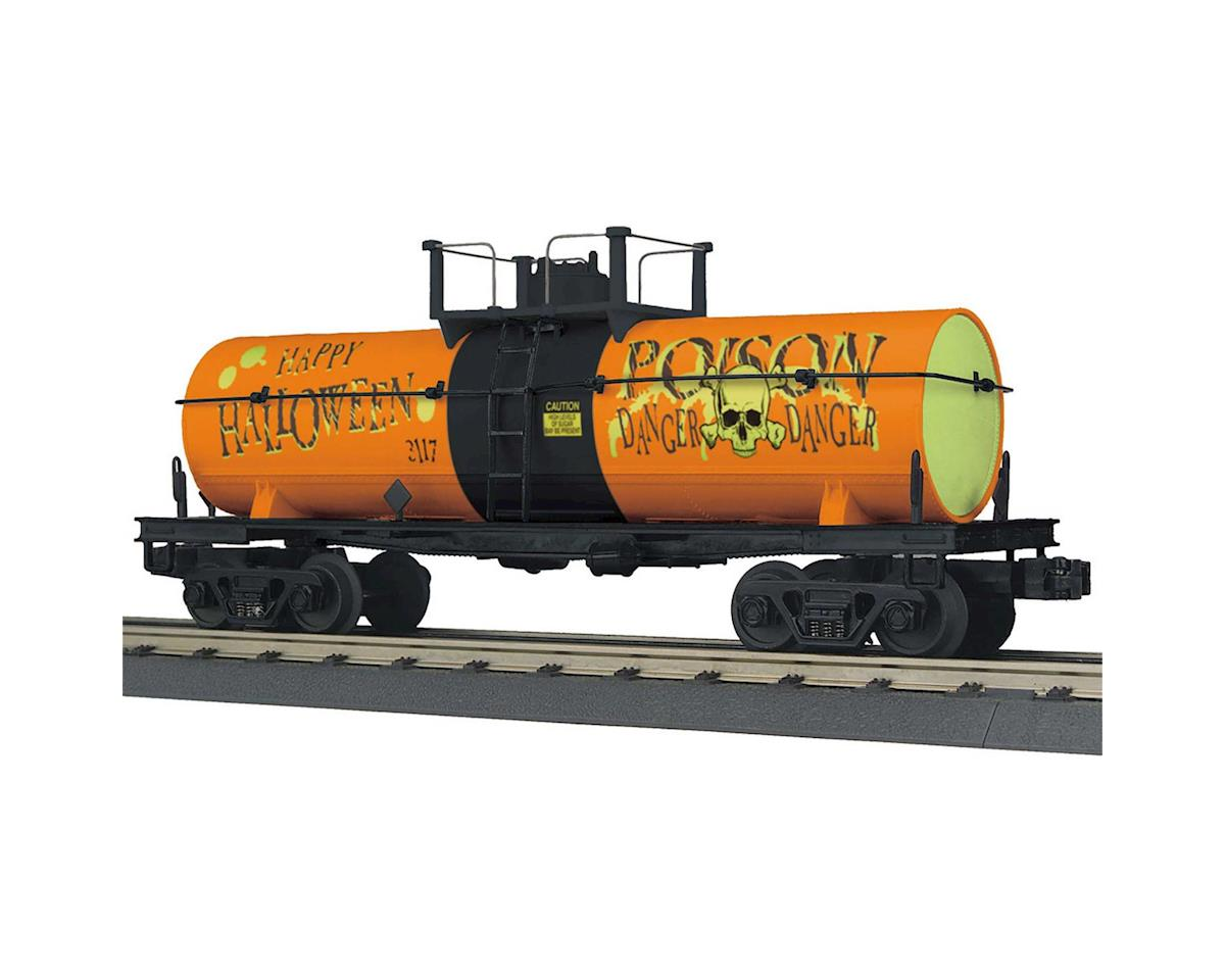 MTH Trains O-27 Tank w/Smoke, Halloween