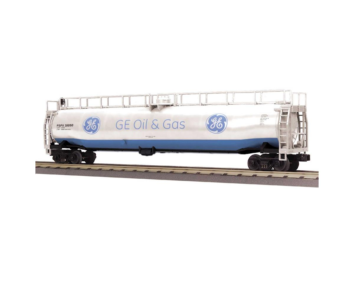 MTH Trains O-27 33KGallon Tank, GE Oil and Gas #30050