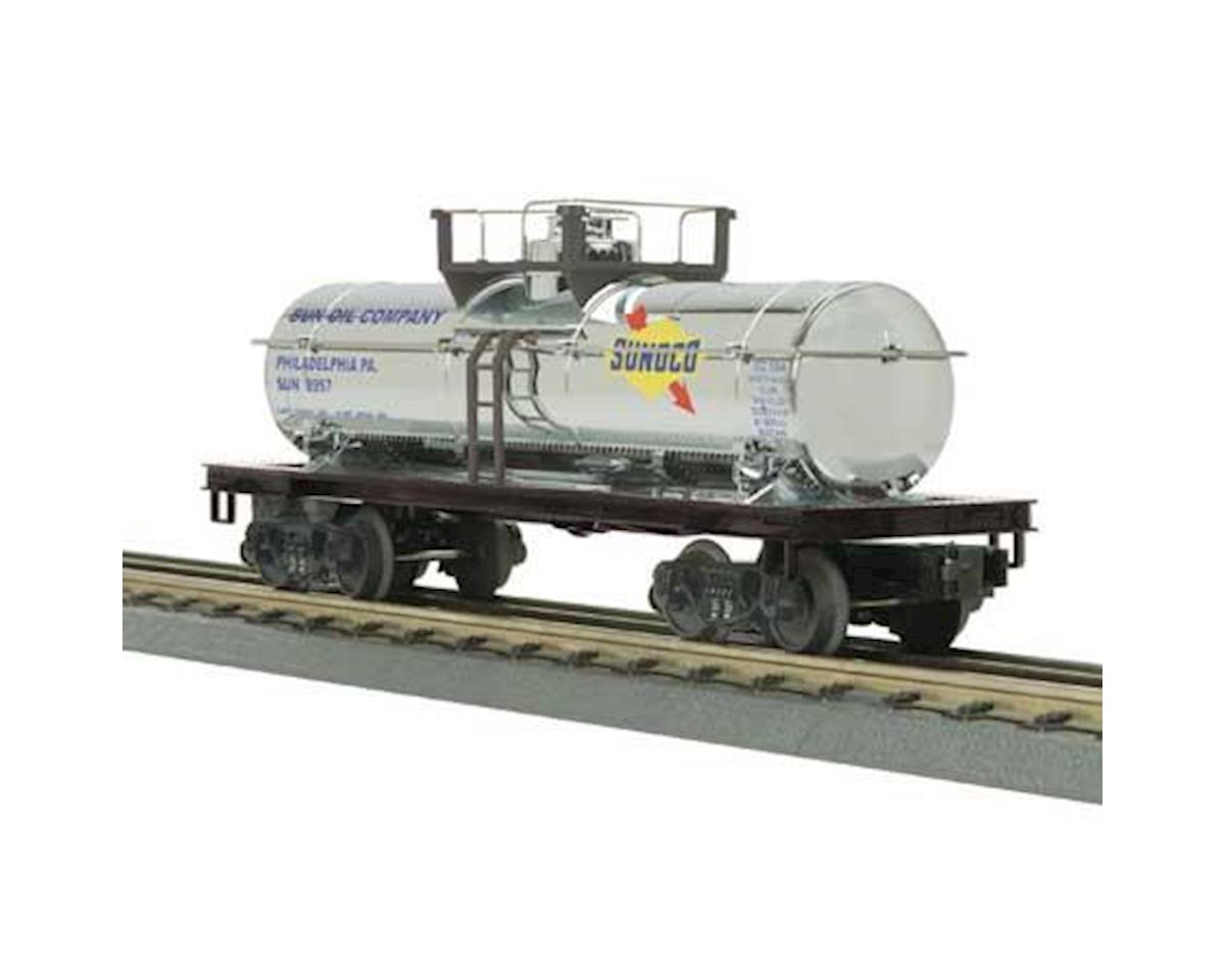 MTH Trains O-27 Tank, Sunoco #10335