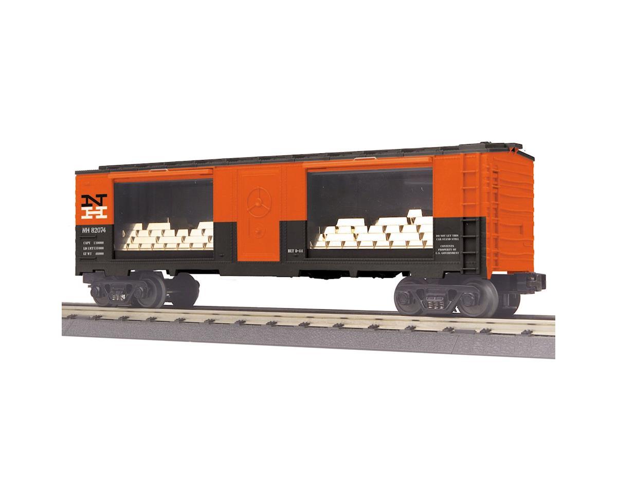MTH Trains O-27 40' Window Mint Box w/Gold, NH