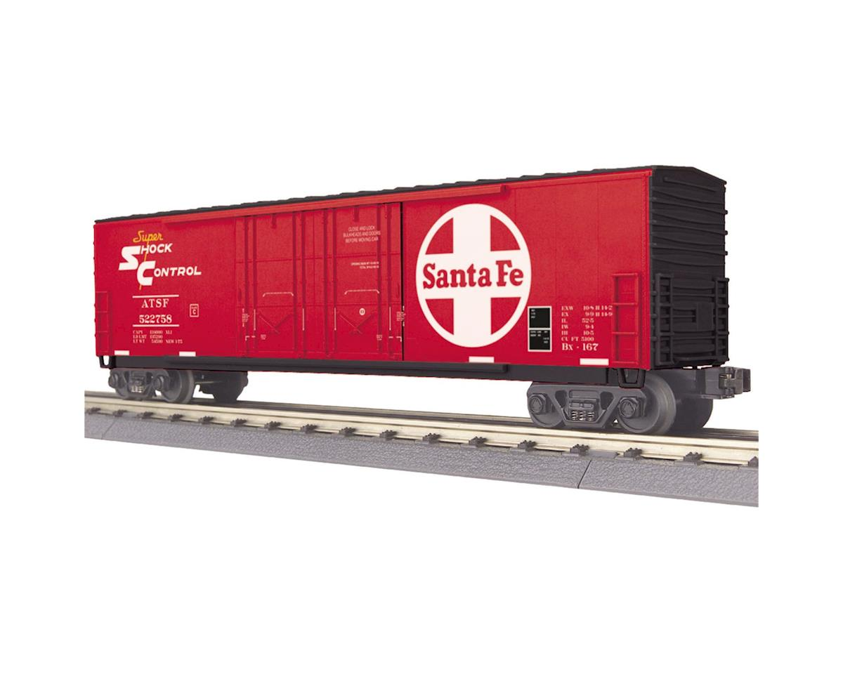MTH Trains O-27 50' Double Door Plug Box, SF