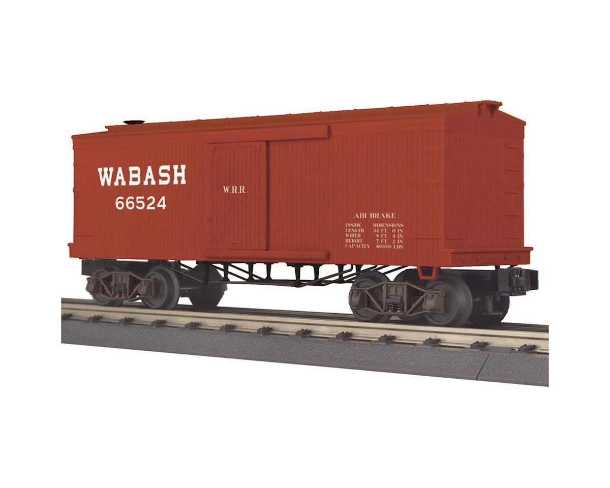 MTH Trains O-27 34' Old Time Box, WAB