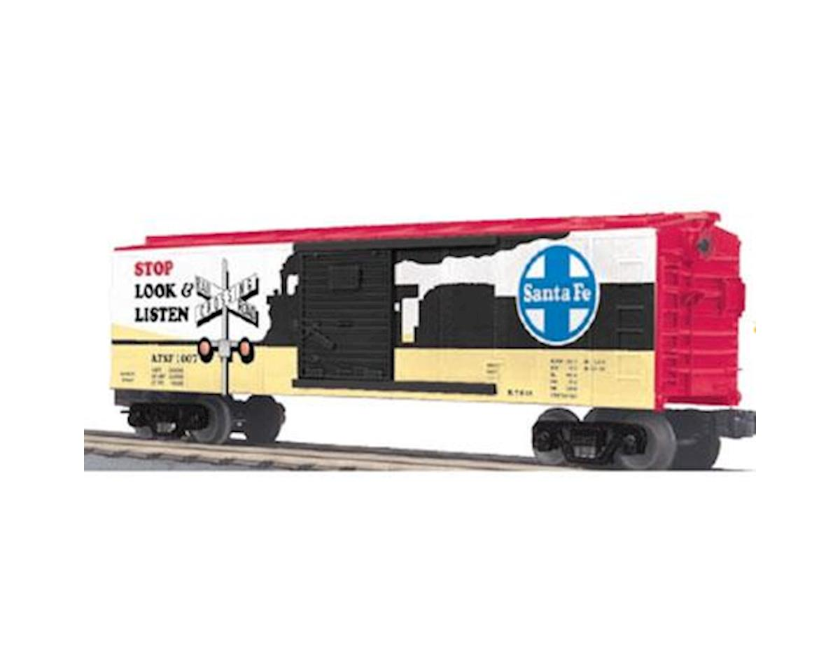 MTH Trains O-27 Operating Box w/Blinking LEDs, SF