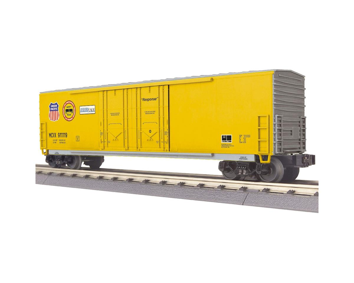 MTH Trains O-27 50' Double Door Plugged Box, UP