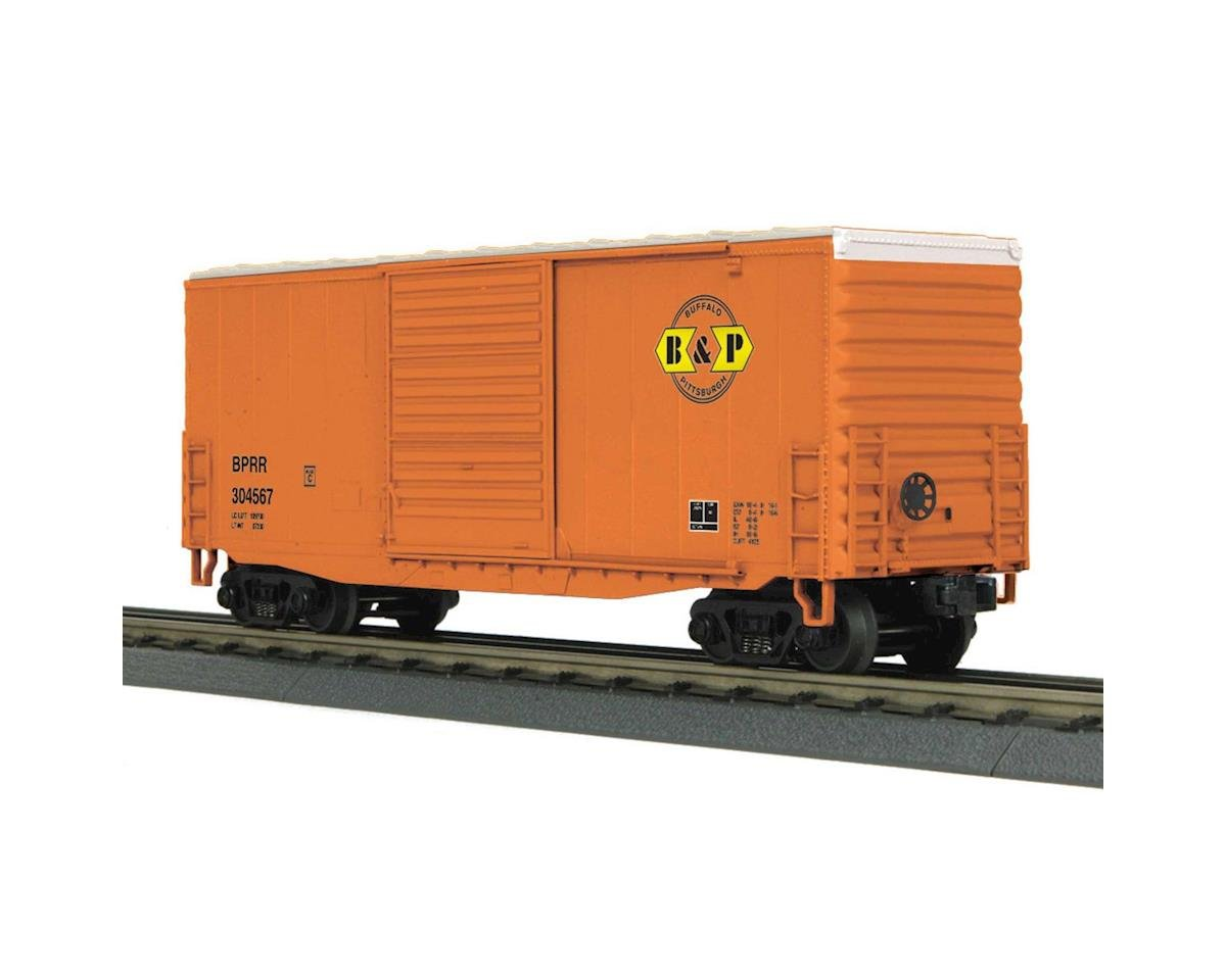 MTH Trains O-27 40' High Cube Box, B&P