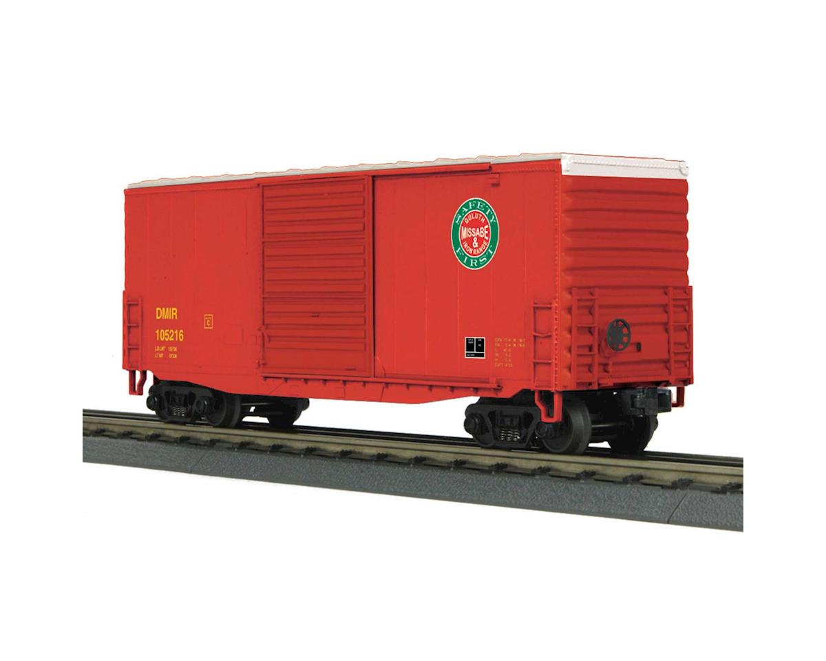 MTH Trains O-27 40' High Cube Box, DM&IR