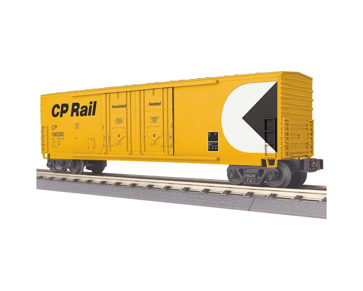 MTH Trains O-27 50' Double Door Plugged Box, CPR
