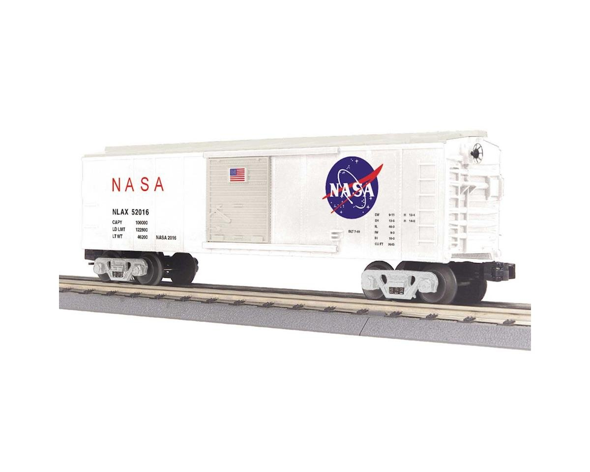 O-27 Box, NASA by MTH Trains