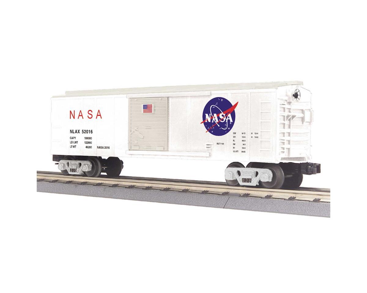 O-27 Box, NASA by MTH Trains