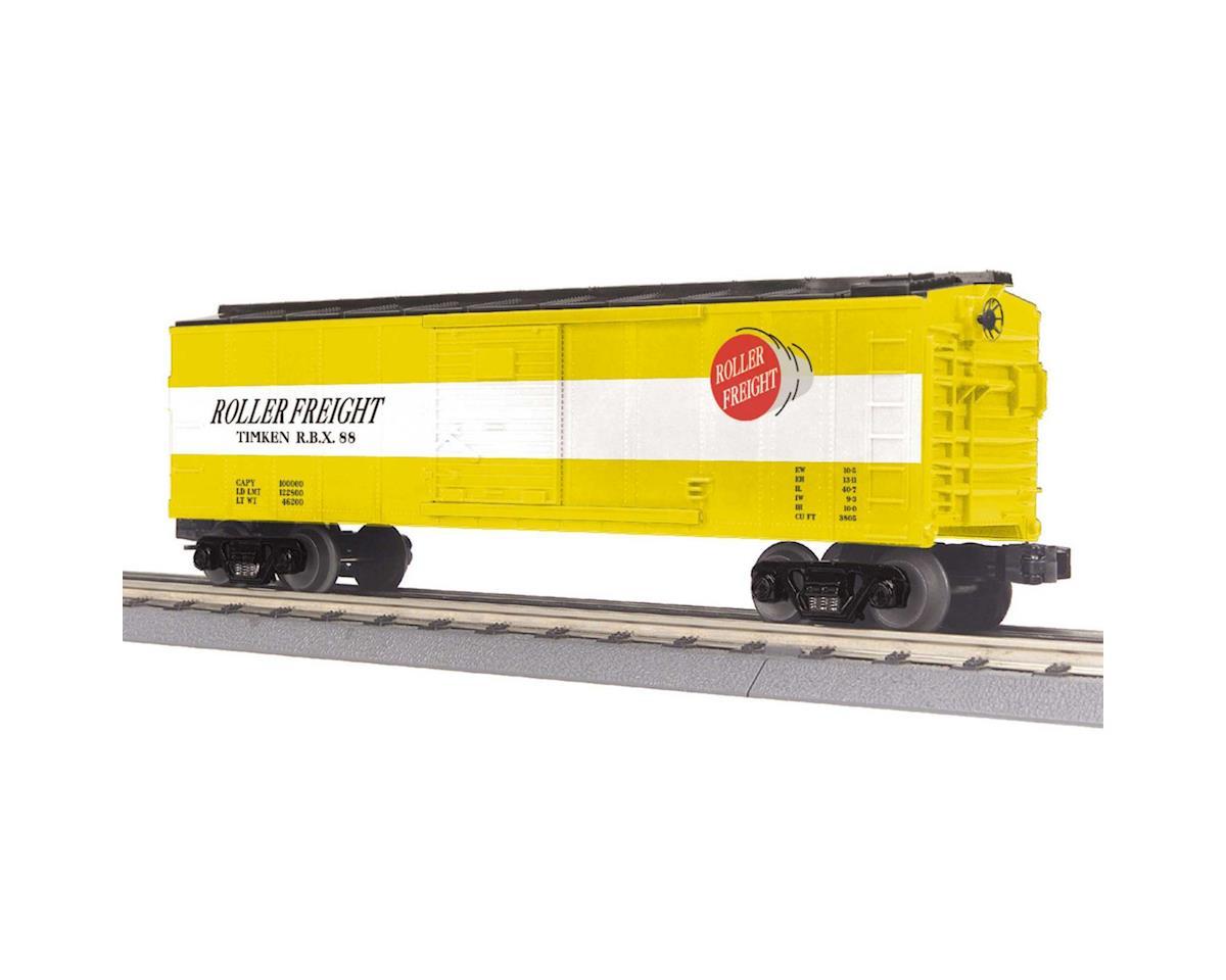MTH Trains O-27 Box, Timkin
