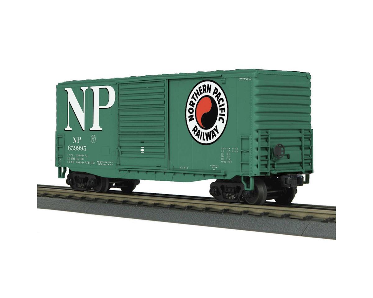 MTH Trains O-27 40' High Cube Box, NP