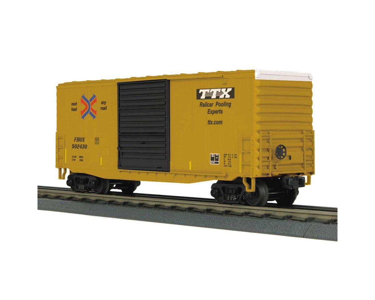 MTH Trains O-27 40' High Cube Box, TTX
