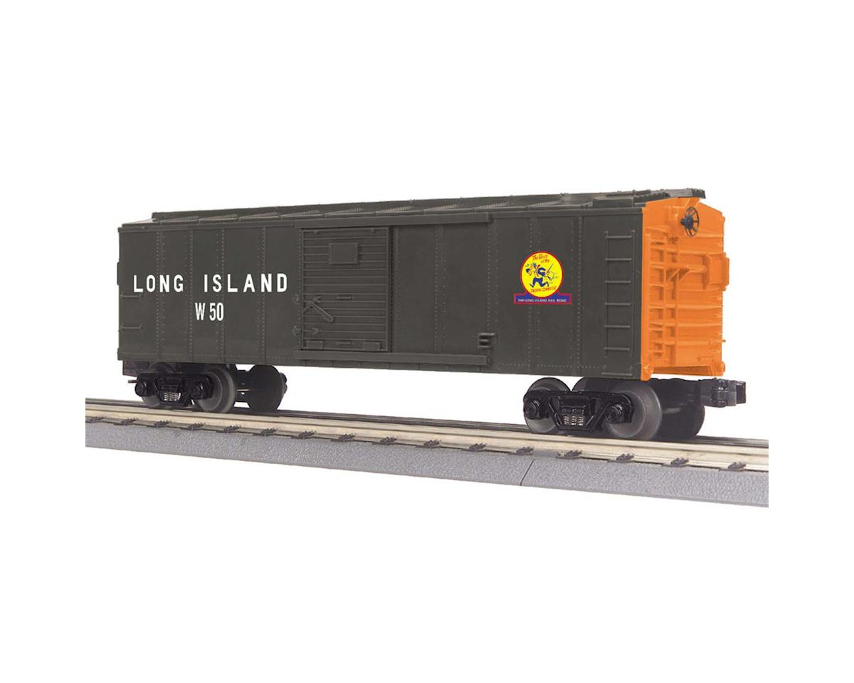 MTH Trains O-27 Box, LIRR